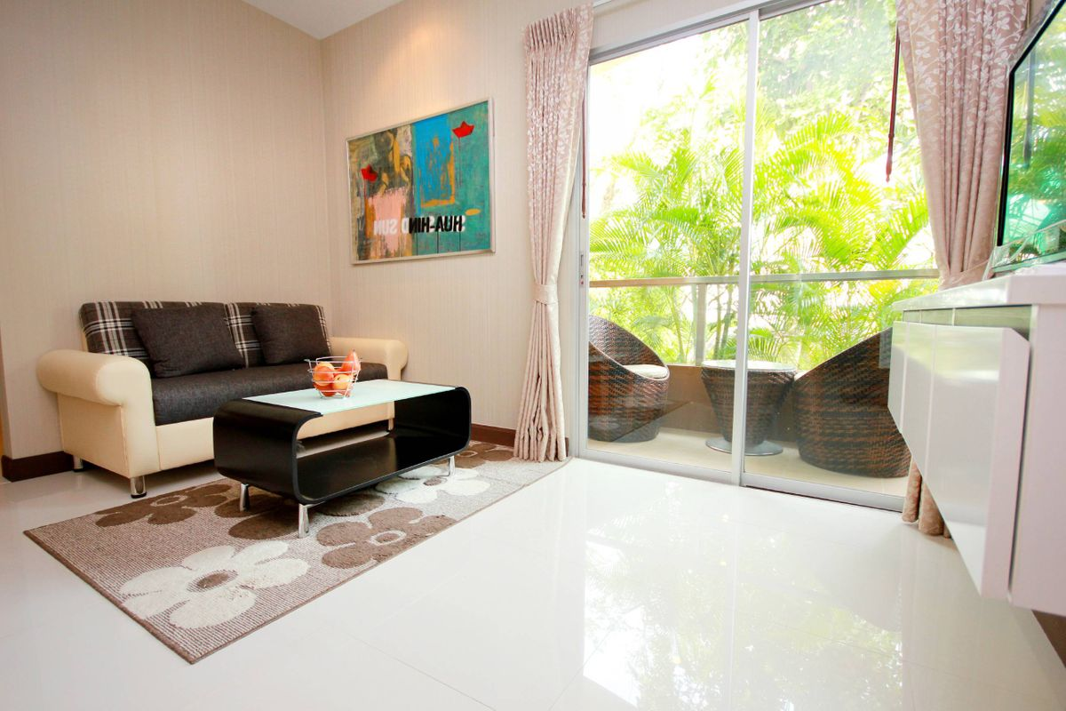 Hua Hin THE 88 CONDO Apartment Wohnung Swimmingpool Thailand leben in